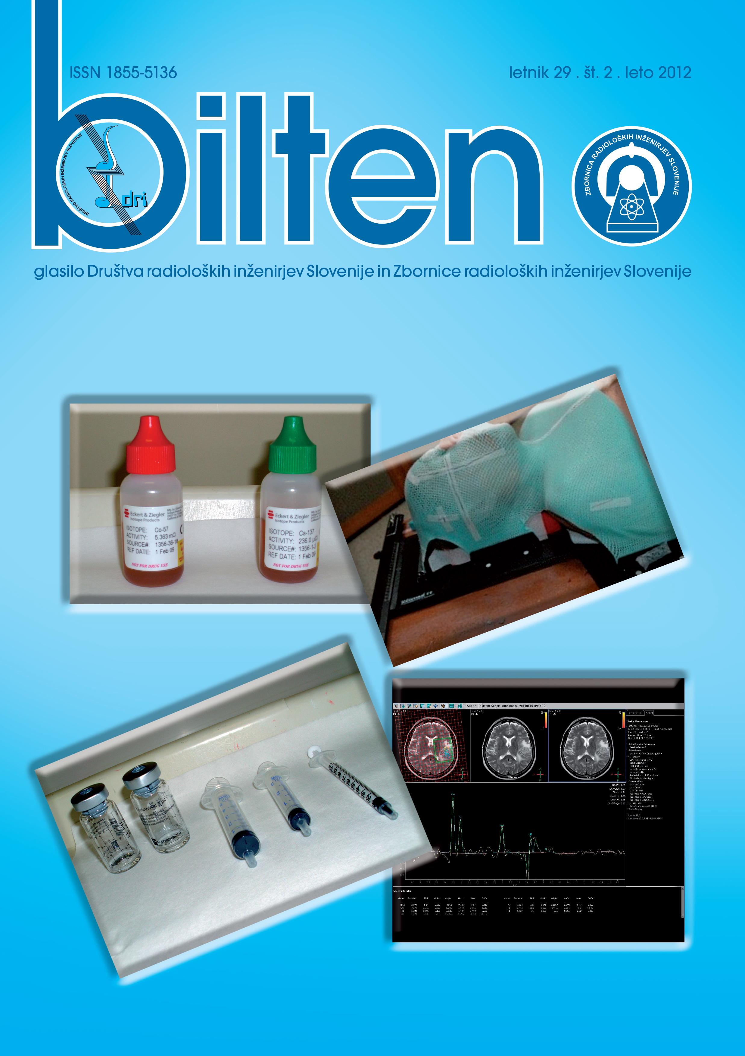 View Vol. 29 No. 2 (2012): Bulletin