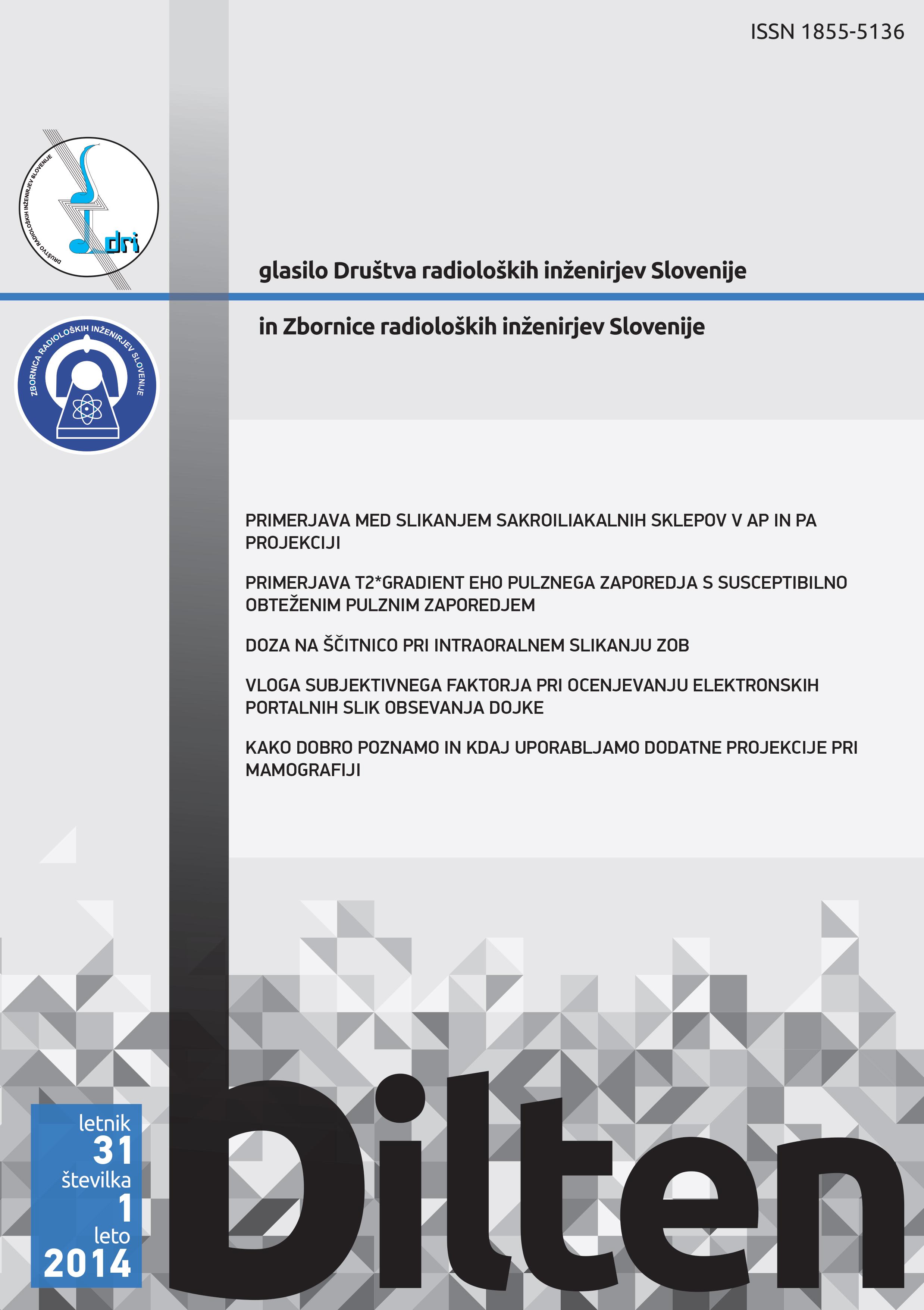 View Vol. 31 No. 1 (2014): Bulletin